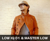 LOW IQ 01 & MASTER LOW