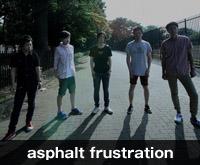 asphalt frustration